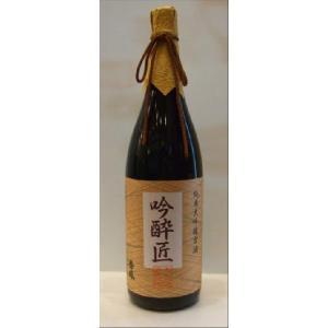 日本酒 秀鳳 吟酔匠 純米大吟醸 古酒1800ml|jizake-i