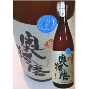 日本酒 純米 奥播磨 播秋(ばんしゅう) 山廃純米 夢錦55 生 30BY 1800ml|jizake-i