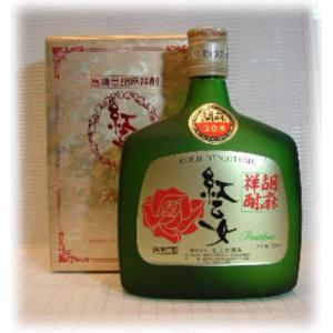 紅乙女ゴールド(7年貯蔵) 38度720ml 3つ星・最優秀味覚賞|jizake-i