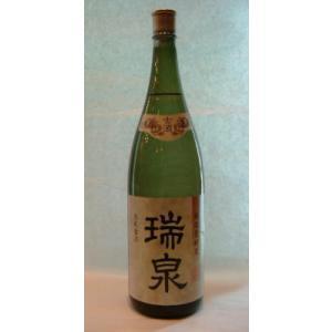 焼酎 泡盛 瑞泉 古酒43度 1800ml|jizake-i