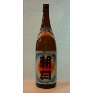 黒糖焼酎 朝日 30度 1800ml|jizake-i