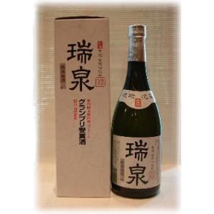 瑞泉 琉球泡盛熟成古酒40度720ml グランプリ受賞酒|jizake-i