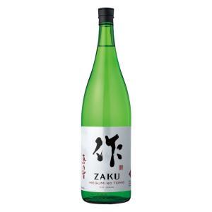 作 ざく 恵乃智 純米吟醸 720ml 日本酒 通販 清水清三郎商店|jizake-mie|02