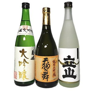 日本酒 飲み比べ こだわりの 北陸地酒セット(No.12)(...