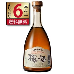 長野県の木曽産三尾紅梅と白加賀梅を使用したウメ酒。五ーワイン自慢の8年貯蔵ブランデーの重厚感、梅本来...