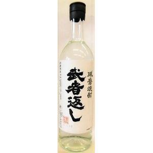 米焼酎 球磨焼酎 武者返し720ml【寿福酒造場】...