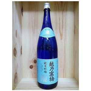 日本酒 越乃寒梅 灑(さい) 純米吟醸酒1800ml 【石本酒造】