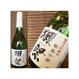 日本酒 季節限定 『獺祭 純米大吟醸48 寒造早槽 だっさい 720ml
