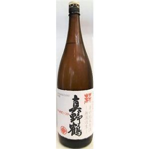 日本酒 超 真野鶴 超辛口純米 無濾過生原酒 【尾畑酒造】...