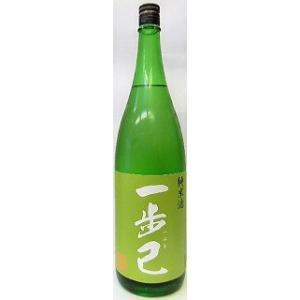 日本酒 一歩己(いぶき)無濾過純米原酒 1800ml1火入れ【豊国酒造】