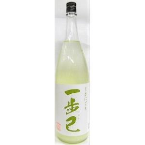 日本酒 一歩己 (いぶき) 純米 うすにごり1800ml 【...