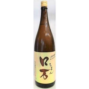 日本酒『ロ万(ろまん 純米吟醸酒1火入れ生詰1800ml』【花泉酒造】