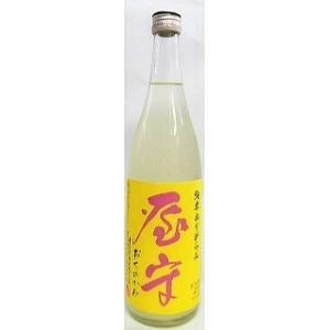 日本酒 屋守 おくのかみ 純米 おりがらみ720ml【豊島屋酒造】