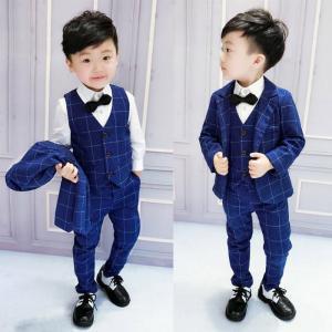 商品番号:L2-suit12 セット内容: 三点セット:ジャケット、ベスト、ズボン カラー:写真通り...