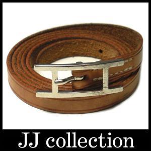 アピ3 ブレスレットブラウン×シルバー金具チョーカーとしてもお使い頂けます|jjcollection2008