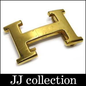 HERMES エルメス コンスタンスベルト バックル 2穴通し用 旧タイプ ゴールド jjcollection2008