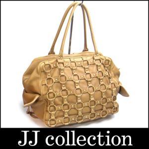 Christian Dior クリスチャンディオール ショルダーバッグ キャメル(茶系)×ゴールド金具|jjcollection2008