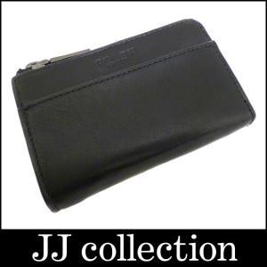 COACH コーチ キーリング付き コインケース レザー ブラック|jjcollection2008