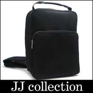 dunhill 2WAYショルダーバッグ ハンドバッグ キャンバス×レザー ブラック×シルバー金具|jjcollection2008