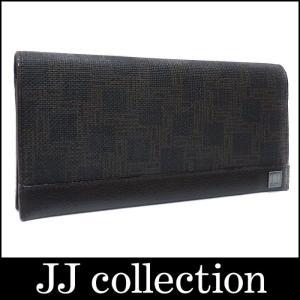 dunhill ディーエイト 二つ折り長財布 レザー ブラウン|jjcollection2008