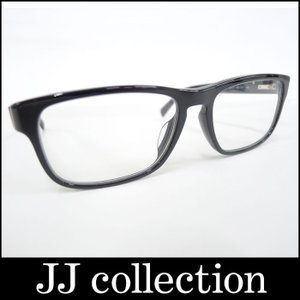 PRADA プラダ メガネフレーム ブラック VPR07P-A 1AB-101 伊達眼鏡 【中古】[ka]|jjcollection2008