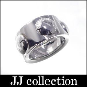 LOUIS VUITTON ルイヴィトン グランドバーグ クルーリング K18G/750 ホワイトゴールド 表記サイズ 50 幅 11mm|jjcollection2008
