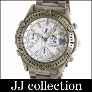 TAG HEUER メンズ腕時計 プロフェッショナル 169.806 SS 自動巻き ホワイト文字盤|jjcollection2008