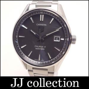 TAG HEUER タグホイヤー カレラ メンズ腕時計 自動巻き SS キャリバー5 裏スケ(バックスケルトン)|jjcollection2008