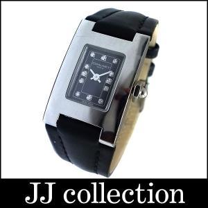 CHAUMET ショーメ レディース腕時計 スタイルレクタングル 12Pダイヤ クオーツ SS×レザー jjcollection2008