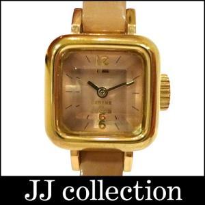 CABANE de ZUCCA カバン・ド・ズッカ レディース腕時計 SS×パテントレザーベルト クオーツ jjcollection2008