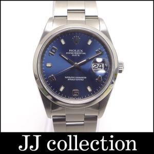 ROLEX オイスターパーペチュアルデイト 15200 SS メンズ腕時計|jjcollection2008