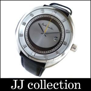 Paul Smith ポールスミス クローズドアイズ クオーツ メンズ腕時計 SS×レザー jjcollection2008