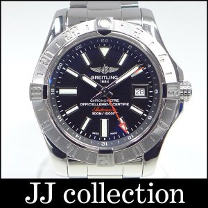 BRETLNG アベンジャー GMT A32390 jjcollection2008