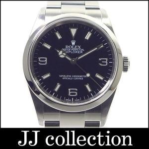 エクスプローラー1 Ref.114270 Y番 SS メンズ腕時計【26/0316@ra】|jjcollection2008