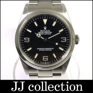 ROLEX エクスプローラー1 Ref.114270 F番 SS メンズ腕時計中古|jjcollection2008