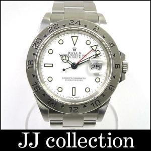 ROLEX エクスプローラー2 Ref.16570 P番 SS 白文字盤中古|jjcollection2008