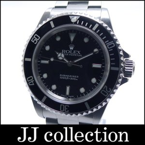ROLEX ロレックス メンズ腕時計 サブマリーナ Ref14060M Y番 ブラック(黒)文字盤|jjcollection2008