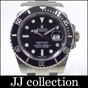 ROLEX メンズ腕時計 サブマリーナデイト Ref116610LN ルーレット刻印 ランダムシリアル|jjcollection2008
