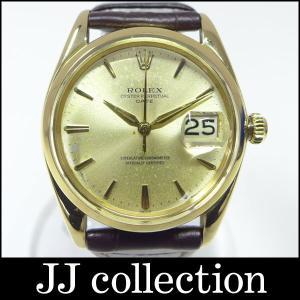 ROLEX オイスターパーペチュアルデイト 1503 メンズ腕時計|jjcollection2008