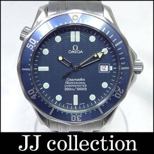 メンズ腕時計 シーマスター プロフェッショナル ブルーベゼル 41mm 300M防水 クロノメーター Ref.2531.80 SS 自動巻き ブルー文字盤|jjcollection2008