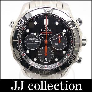 OMEGA オメガ シーマスター プロフェッショナル SS Ref.212.30.44.50.01.001 メンズ腕時計 ブラック文字盤中古|jjcollection2008