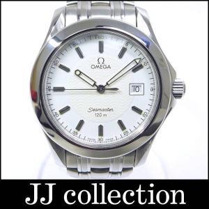 シーマスター120m Ref2511.21 ホワイト文字盤 クオーツ [hs]|jjcollection2008