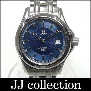 レディース腕時計 シーマスター SS クオーツ ブルー文字盤|jjcollection2008