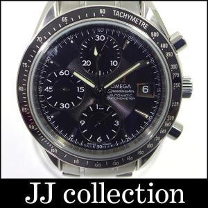OMEGA メンズ腕時計 スピードマスターデイト Ref3210.50 クロノグラフ 自動巻き中古|jjcollection2008