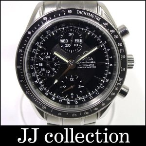 OMEGA メンズ腕時計 スピードマスターデイデイト トリプルカレンダー Ref3220.50 クロノグラフ 自動巻き中古|jjcollection2008