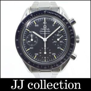 OMEGA スピードマスター 3510.50 SS 自動巻き ブラック文字盤 メンズ腕時計|jjcollection2008