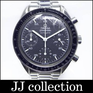OMEGA オメガ スピードマスター 3510.50 SS 自動巻き ブラック文字盤|jjcollection2008
