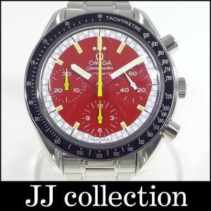 OMEGA スピードマスター レーシング シューマッハ限定モデル メンズ腕時計|jjcollection2008