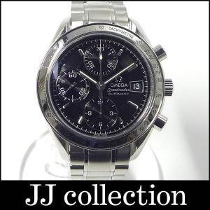メンズ腕時計 スピードマスター デイト クロノグラフ [hs]|jjcollection2008