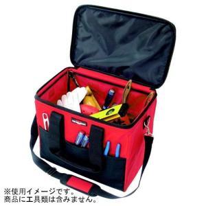 【用途】 工具・道具・資材等の収納、持ち運び。  【機能・特徴】 大容量プロ仕様のバッグです。 簡単...